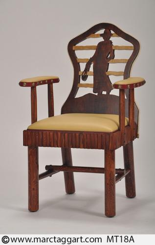 MT18A-CowgrilChair