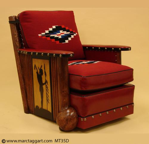 MT35DUP-ClubChairWithNativeRoutedPanel