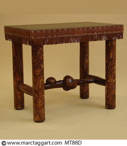 MT88D Burl Side table