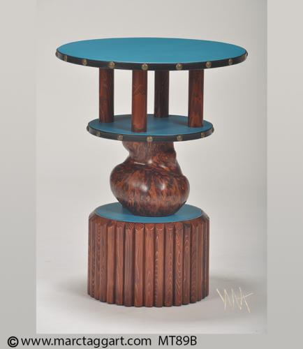 MT89B 13inch Three Tier Side Table