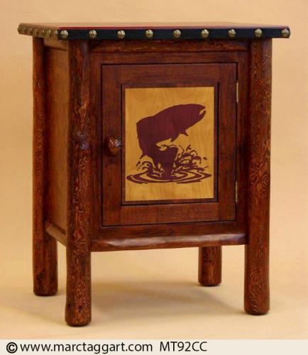 MT92C Trout Side Table