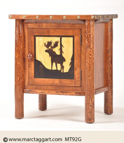 MT92G Moose Cabinet / Nightstand