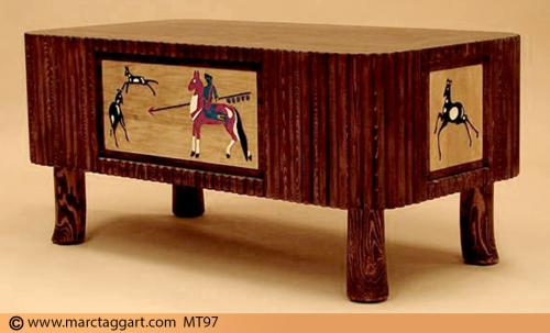 MT97-Ledger-art-Coffee Table
