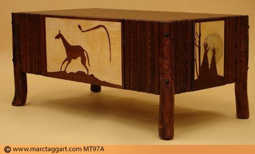 MT97A-Horse-QuirtCoffeeTable