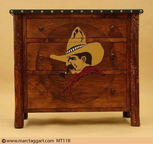 MT118 Ole Rancher Chest