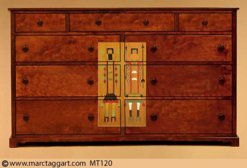 MT120-six drawer dresser V2-3